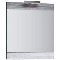 Зеркало Aqwella Бриг 70 см дуб седой Br.02.07/Gray