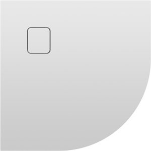 Акриловый поддон Riho Basel 451 90х90х4,5