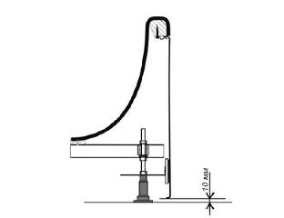Крепление фронтальной панели Kolpasan