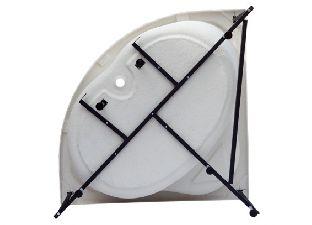 Каркас сварной для акриловой ванны Aquanet Bellona 165x165