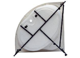 Каркас сварной для акриловой ванны Aquanet Malta 150x150
