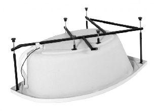 Каркас сварной для акриловой ванны Aquanet Mayorca 150x100 L/R
