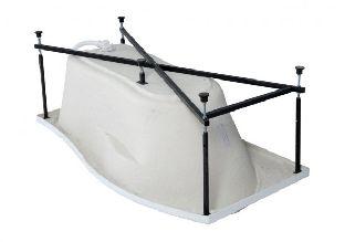 Каркас сварной для акриловой ванны Aquanet Borneo 170x90 L/R
