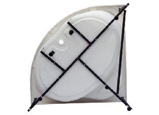 Каркас сварной для акриловой ванны Aquanet Vitoria 130x130