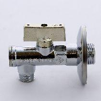 Вентиль 1/2'х3/8' с фильтром, для смесителя, хромированный, серия 871 MINNESOTA BUGATTI 08710004