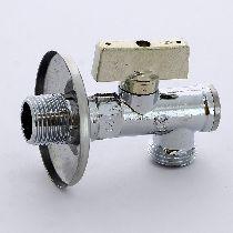 Вентиль 1/2'х1/2' для смесителей универсальный хромированный MINNESOTA серия 871 BUGATTI 08710007