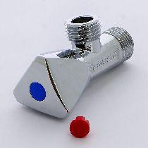 Вентиль НН 1/2'х1/2' MINNESOTA угловой компактный хромированный, серия 878 BUGATTI 08780004