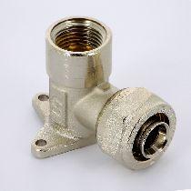 Водорозетка обж-В 20х3/4' никелир. UNI-FITT 10326N002005