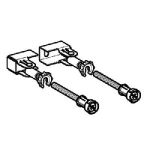 Комплект угловых крепежных элементов Geberit Duofix 111.835.00.1