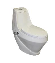 Унитаз моноблок Laguraty 2160A с функцией биде и детским сиденьем