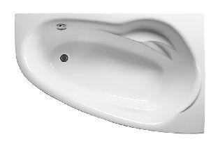Гидромассажная ванна Relisan - Zoya (L, R) 140 x 90