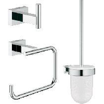 Комплект аксессуаров GROHE Essentials Cube 40757001