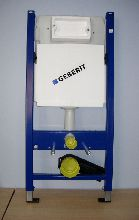 Инсталляция Geberit для подвесного унитаза 111.153.00.1