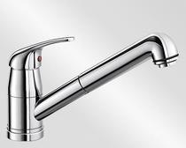 Смеситель для кухни Blanco Daras-S-F хром 521752