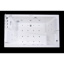 Гидромассажная ванна Orans BT-62115 L/R 170x100