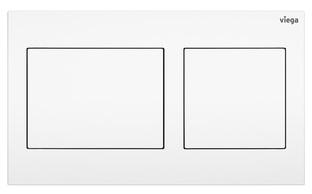 Кнопка смыва VIEGA Prevista 773250 белый