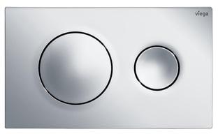 Кнопка смыва VIEGA Prevista 773779 хром