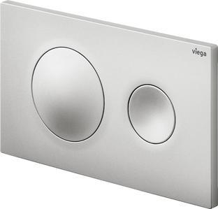 Кнопка смыва VIEGA Prevista 773786 хром матовый