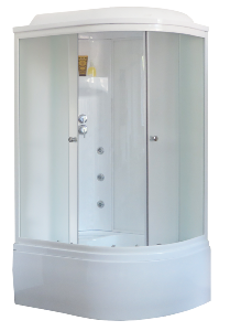 Душевая кабина Royal Bath 8120BK4-MM