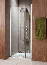 Душевая дверь Radaway EOS DWB 70/L стекло интимато (70x197 см)