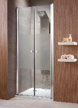 Душевая дверь Radaway EOS DWD 100 стекло интимато (100x197 см)