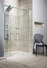 Душевая дверь Radaway Espera DWD 140 стекло прозрачное (140x200 см)