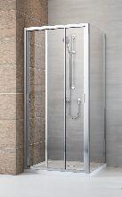 Душевой уголок Radaway Evo DW+S 75x75 стекло прозрачное