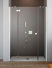 Душевая дверь Radaway Essenza New DWJS 140L стекло прозрачное (140x200 см)