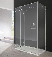 Душевой уголок Radaway Euphoria KDJ+S 80x80 стекло прозрачное