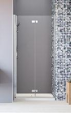 Душевая дверь Radaway Fuenta New DWB 100 Left стекло прозрачное (100x200 см)