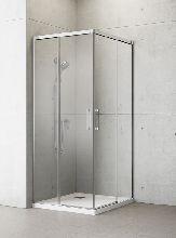 Душевой уголок Radaway Idea KDD 80x80 стекло прозрачное