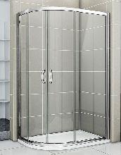 Душевой уголок Good Door INFINITY R-120-C-CH 120x80x185  стекло прозрачное