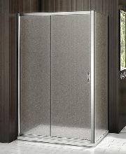 Душевой уголок Good Door LATTE WTW-130-G-WE + SP -80-G-WE 130x80x185  стекло матовое