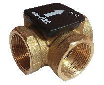 Клапан В 3/4' 3-ходовой смесительный Kvs 4.0 латунь серия LK840 UNI-FITT LK840.181334