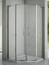 Душевой уголок Good Door PANDORA PNT-ТD 90-C-CH 90x90x185  стекло прозрачное