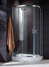 Душевой уголок Radaway Premium Plus E 1900 90x80 стекло прозрачное