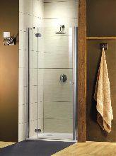 Душевая дверь Radaway Torrenta DWJ 100/L стекло прозрачное (100x185 см)