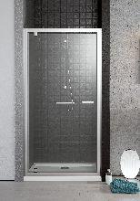 Душевая дверь Radaway Twist DWJ 100 стекло прозрачное (100x190 см)