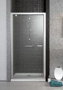 Душевая дверь Radaway Twist DWJ 100  стекло коричневое (100x190 см)