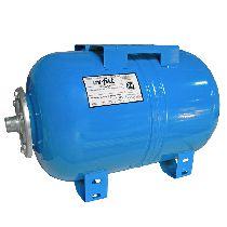 Расширительный бак 50л WAO50 для водоснабжения горизонтальный Uni-Fitt UNI-FITT WAO50-U