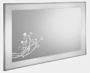 Зеркало с подсветкой и декором Villeroy & Boch La Belle A337 D5 00