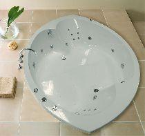 Мраморная ванна Астра-Форм Афродита 235х165