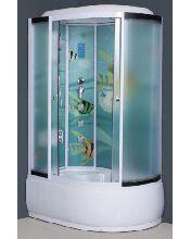 Гидромассажная душевая кабина Aqua Joy AJ-3925 (L/R) / AJ-1522 (L/R) (120 х 82 х 215)