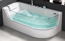 Гидромассажная ванна Grossman GR-17000 R 170х80 см