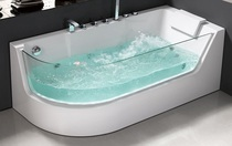 Гидромассажная ванна Grossman GR-17000 L 170х80 см