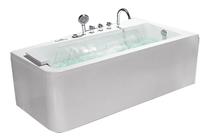 Гидромассажная ванна Grossman GR-17095 R 170х95 см