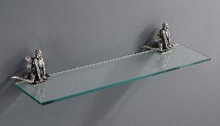 Полка стеклянная ART&MAX Fairy AM-0983