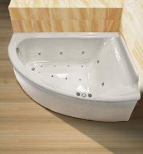 Мраморная ванна Астра-Форм Анастасия 182х125