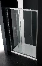 Душевая дверь Cezares ANIMA-BF-1-110-C-Cr стекло прозрачное, профиль хром