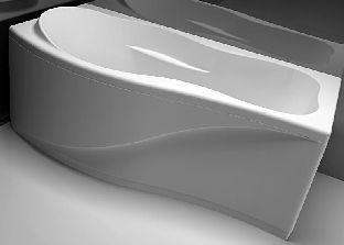 Панель фронтальная для ванны Aquanet Borneo 170